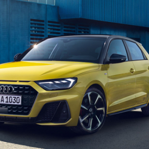 Nouvelle Audi A1 Test days