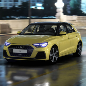 Nouvelle Audi A1 Advanced